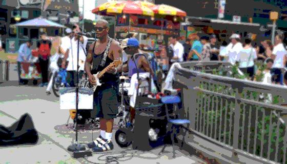 Street music